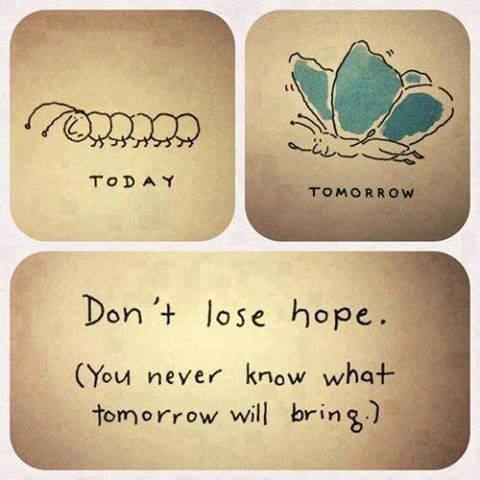 What are some good examples of hope?