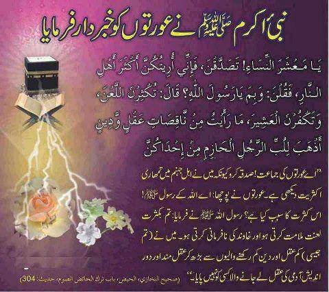 Disobedience of Husband and the Hell Hadith,wife,obedience,husband,warning,hell,donation,curse,spouse,Eid