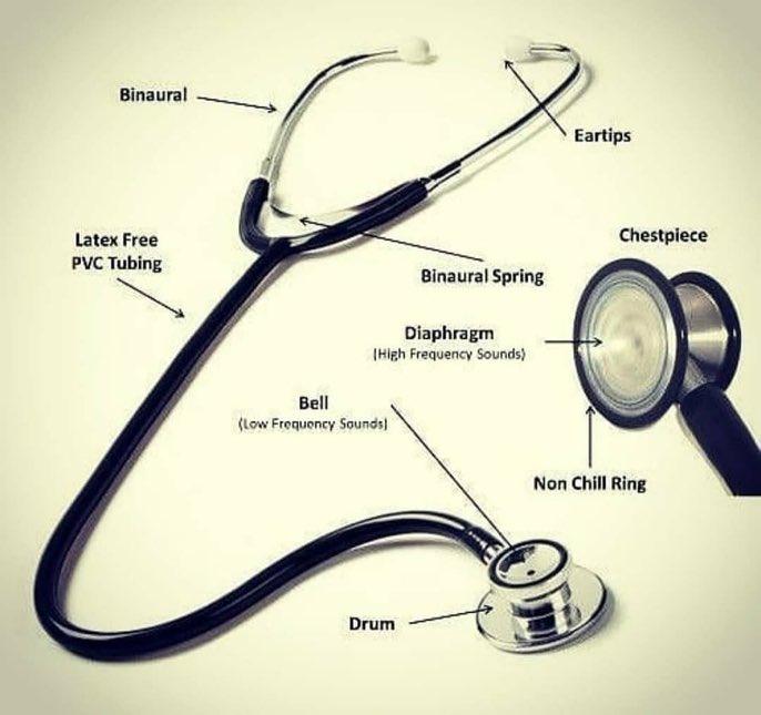 Stethoscope labeled diagram photo stethoscope,labeling,diagram,photograph,Medical,equipment,engineering,device