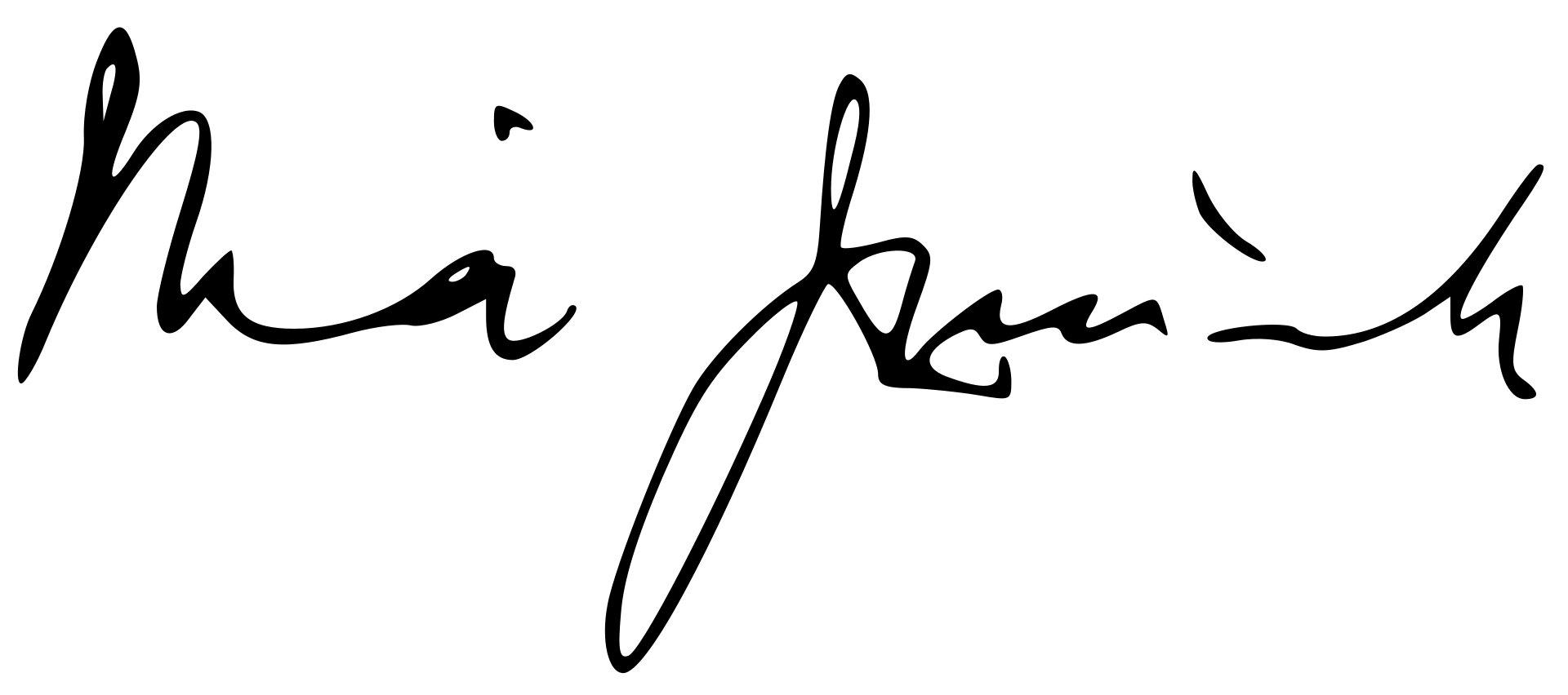 Signatures of Quaid-e-Azam Muhammad Ali Jinnah Quaid-e-Azam Muhammad Ali Jinnah,signature,autograph,leadership,handwriting